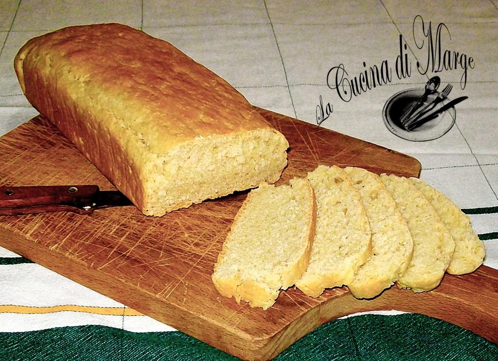 pan carrè fatto in casa