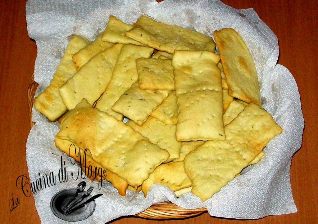Crackers fatti in casa ricetta semplice for Case di cracker di florida