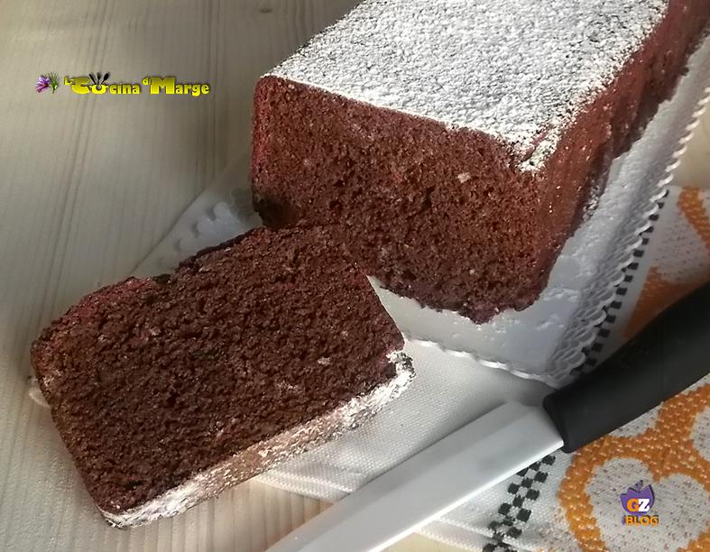 Plumcake alla nutella, ricetta facile Marge