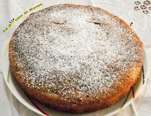 Torta di mele e mascarpone,ricetta dolce