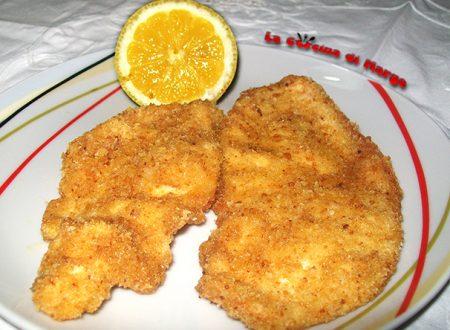 Cotolette di pollo,ricetta al forno senza uova