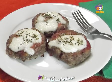 Hamburger pizza-ricetta secondo