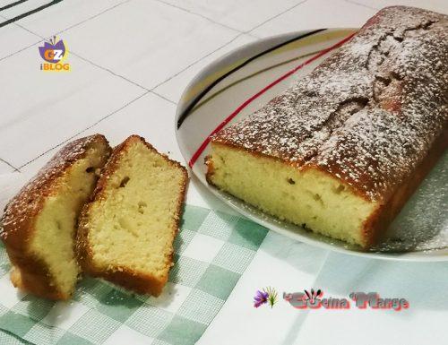 Cake al pompelmo-ricetta facile