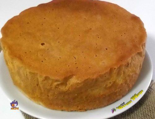 Pan di Spagna,ricetta di Marge