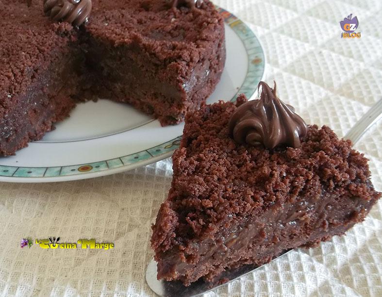 Bien-aimé Sbriciolata di biscotti con crema alla nutella | La Cucina di Marge AV25