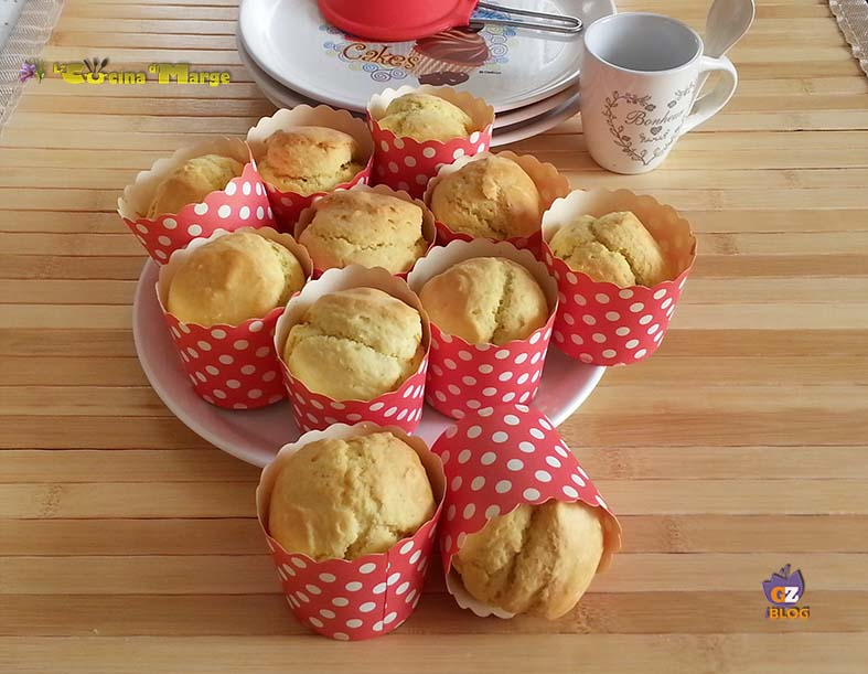 MUFFIN ALL\'INGLESE