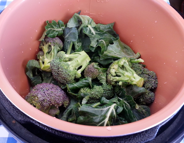 Cucinare i broccoli con la ollas gm la cucina di marge for Cucinare broccoli