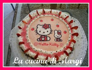 TORTA HELLO KITTY   ( 2 )