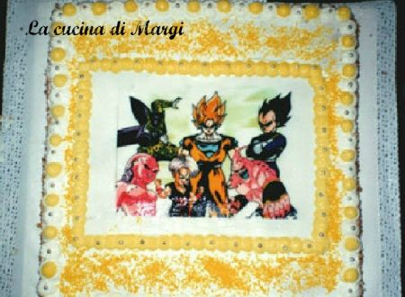 Torta Dragon Ball