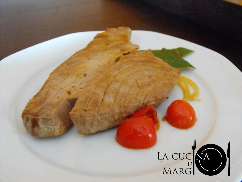 Tonno fresco alla carlofortina la cucina di margi - Cucinare tonno fresco in padella ...