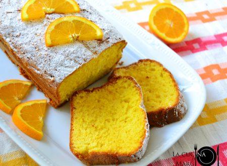 Plumcake all'arancia – Ricetta con e senza Bimby