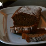Plumcake all'arancia e nutella