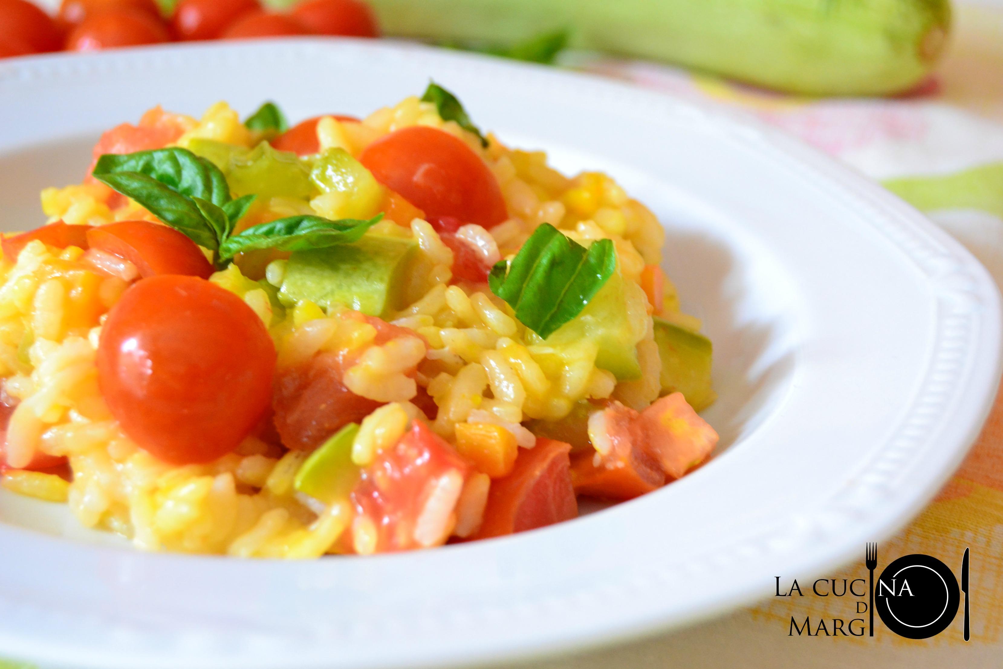 Ricerca ricette con risotti estivi for Risotto ricette