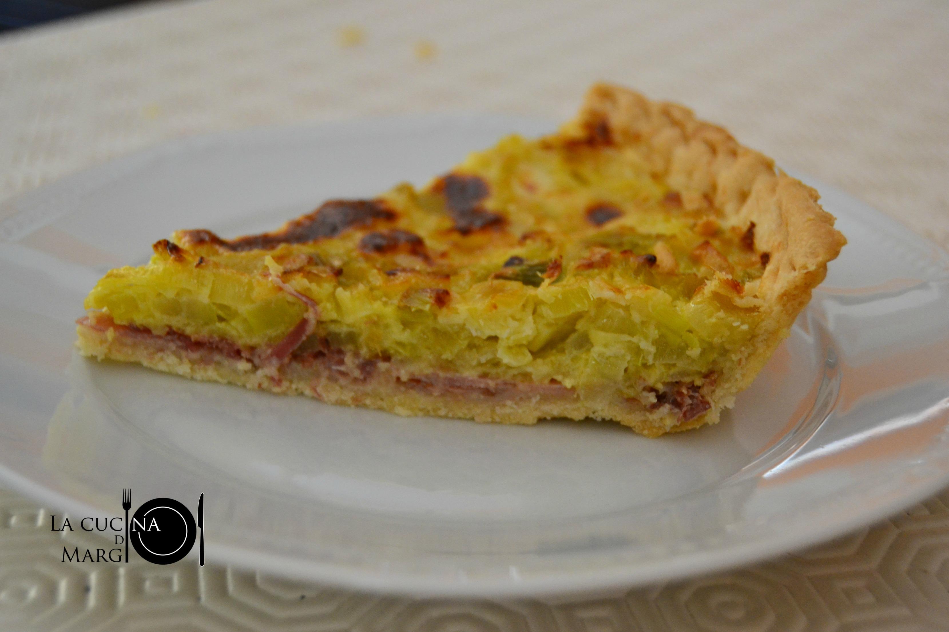 Torta salata porri, speck e stracchino   12   LOGO   DSC_0200