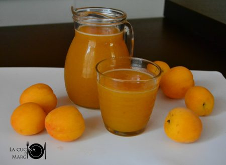 Succo di frutto all'albicocca – Ricetta Bimby
