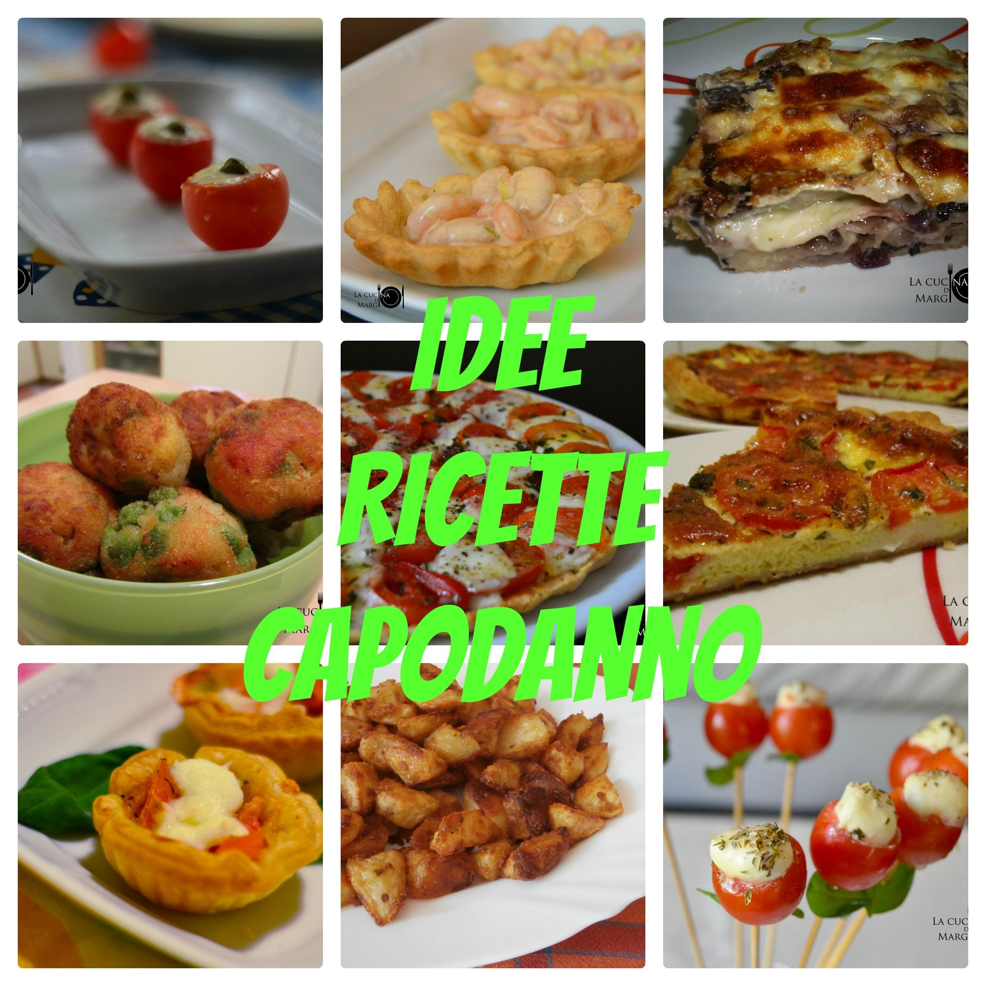 Ricerca ricette con risotto alla crema tartufo gamberi e for Idee capodanno