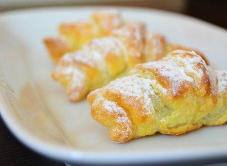 Mini croissant – Ricetta facile e veloce