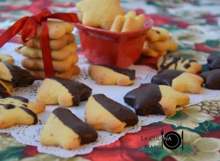 Biscotti arancia e cioccolato