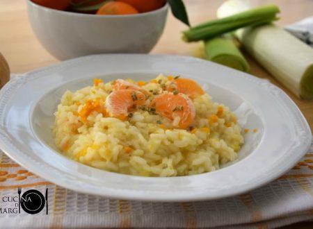 Risotto alle clementine – Ricetta con e senza Bimby