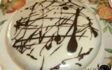 Torta allo yogurt con ganache al cioccolato bianco