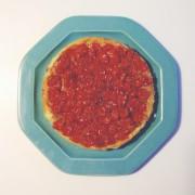 Tatin con pomodorini