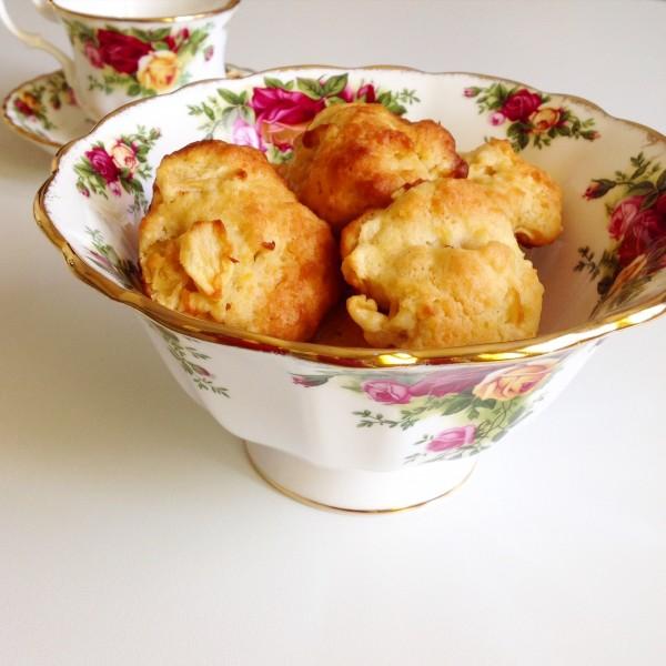 Biscotti di farro alle mele