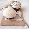 Cupcake cocco e cioccolato