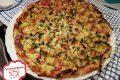 Pizza rustica con zucchine e patate