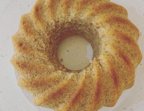 Ciambellone con farina integrale