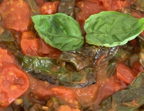 Peperoncini verdi detti anche friggitelli.