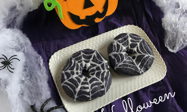 Donuts Halloween style