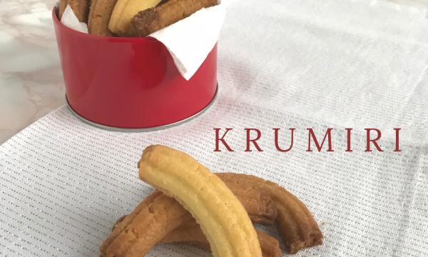 Biscotti che sembrano tanto dei Krumiri…