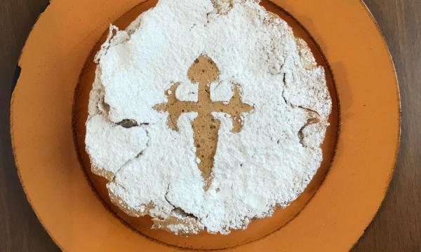 Torta senza farina: la Tarta de Santiago