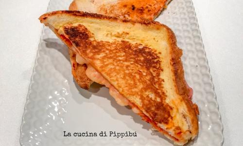 French toast alla pizzaiola