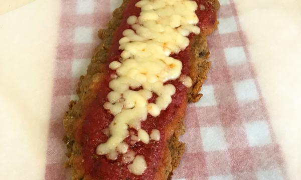 Pizza – cotoletta