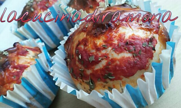 PIZZA MUFFIN SPEEDY