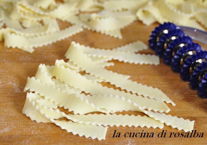 pasta fresca senza uova ricetta la cucina di rosalba