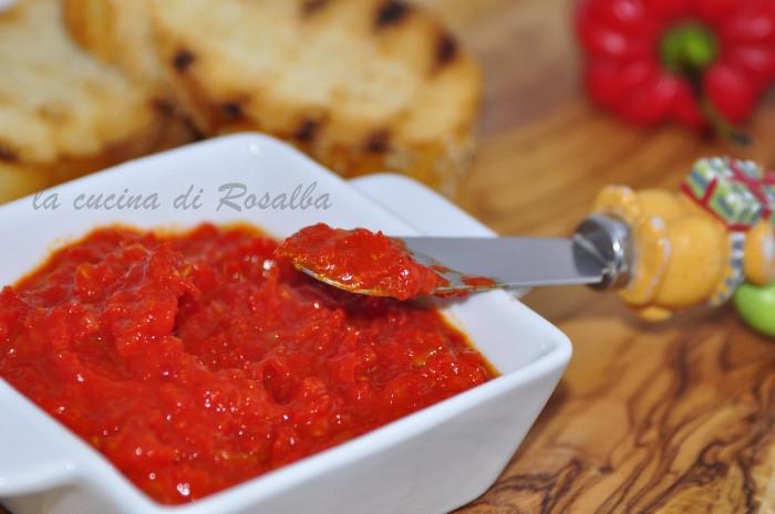 crema di peperoncino habanero | ricetta la cucina di rosalba