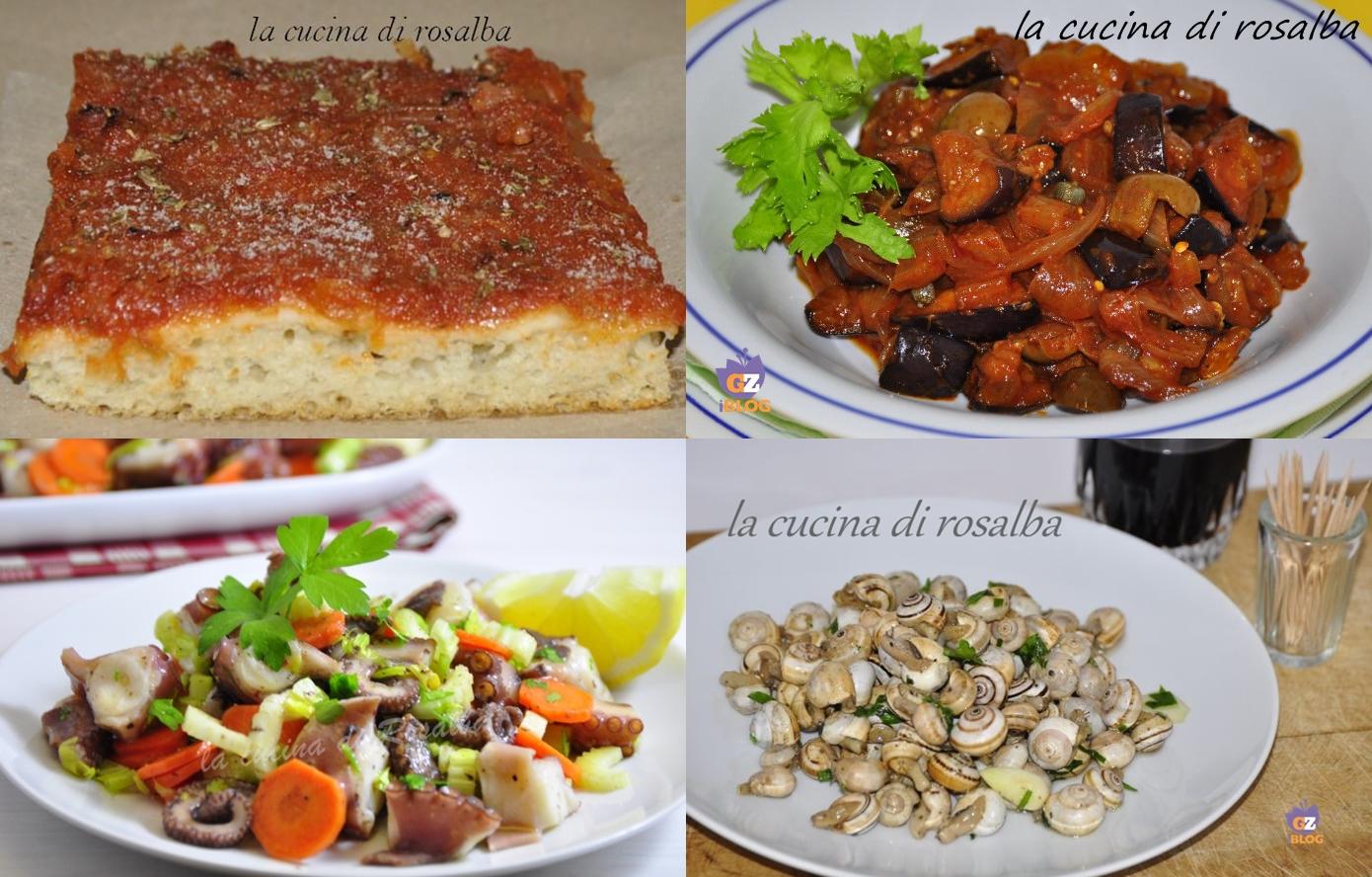 tipici siciliani e palermitani | la cucina di rosalba