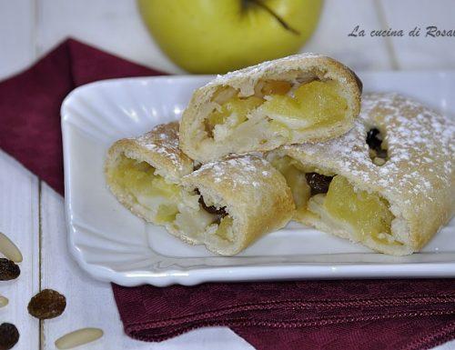 Mini strudel di mele