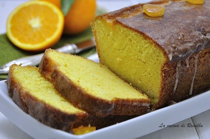 pan d'arancio | ricetta la cucina di rosalba
