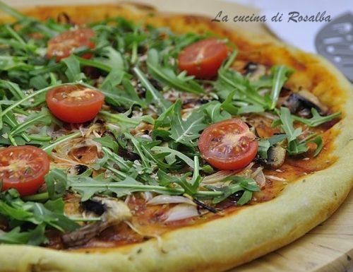 Pizza di kamut