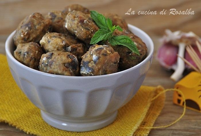 polpette di sarde | ricetta la cucina di rosalba