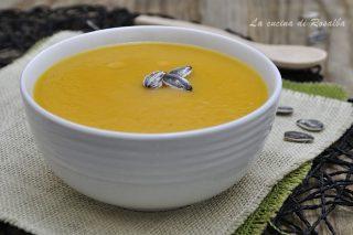 crema di zucca senza nichel - raccolta di ricette con la zucca