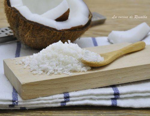 Come fare la farina di cocco in casa