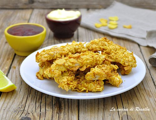 POLLO AI CORN FLAKES
