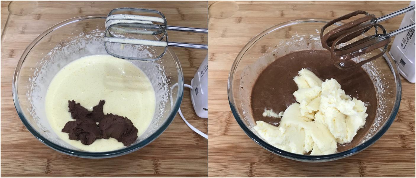 come fare il migliaccio al cioccolato