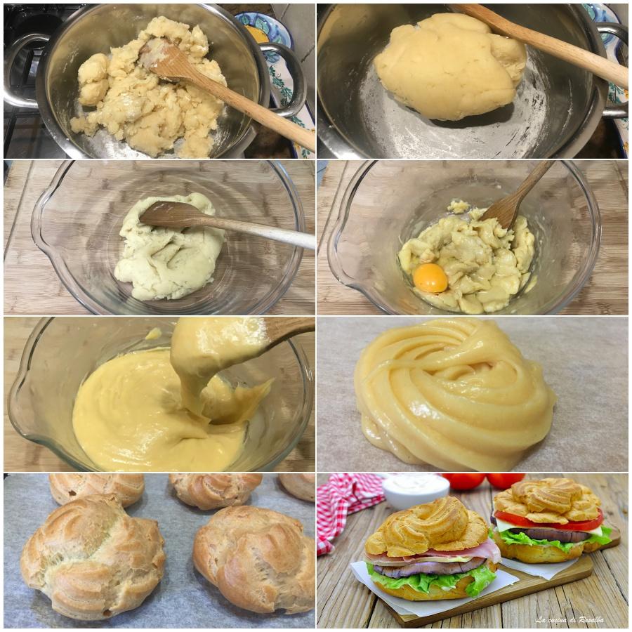 come preparare le sfince di san giuseppe salate
