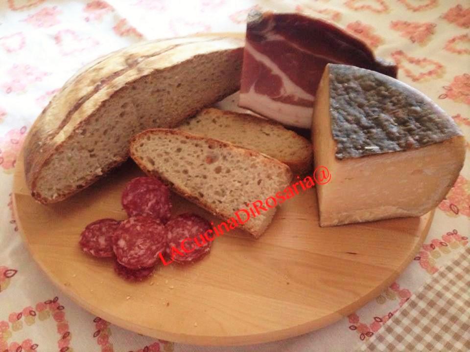 Pane cafone con lievitazione naturale