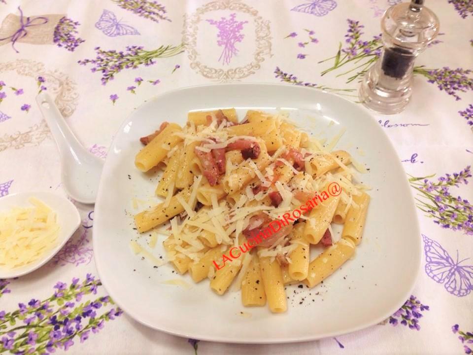 La pasta alla gricia un piatto tipico della cucina for Piatto tipico romano